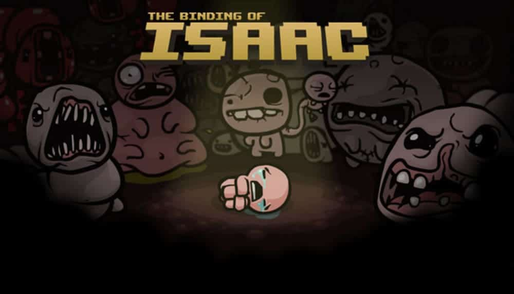 games like the binding of isaac