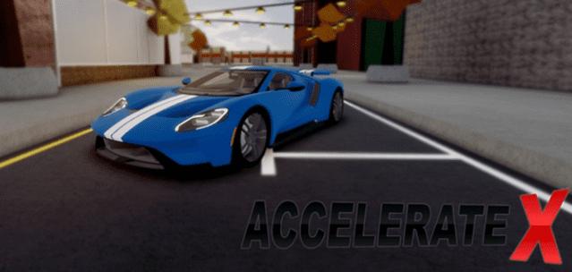accelerate x