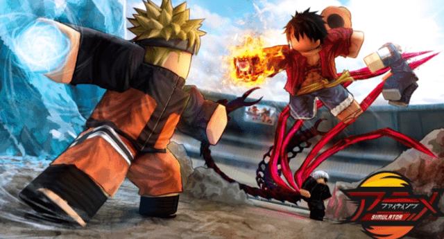 anime fighting simulator