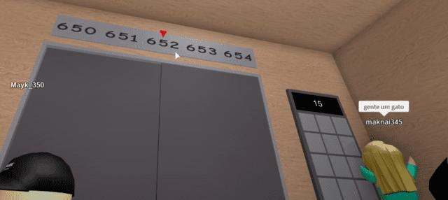 crazy elevator