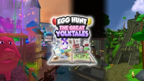 egg hunt the great yolktales