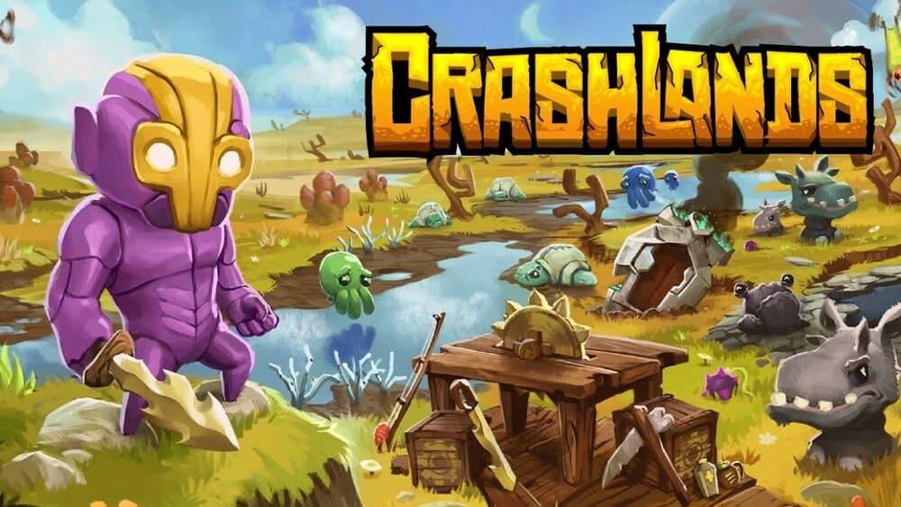 games like crashlands