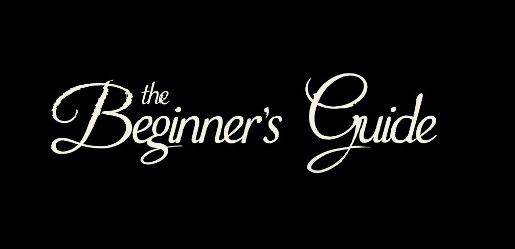 games like the beginner's guide
