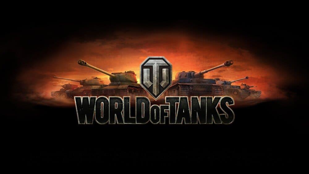 games like world of tanks
