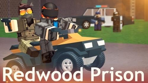 redwood prison