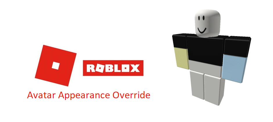 roblox avatar appearance override