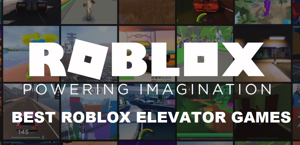 roblox elevator games