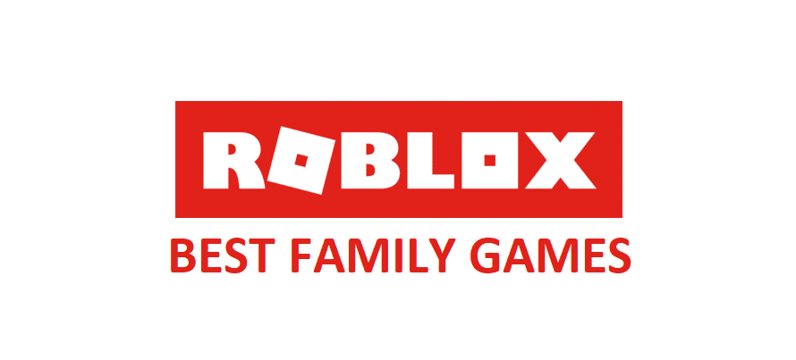 roblox family games