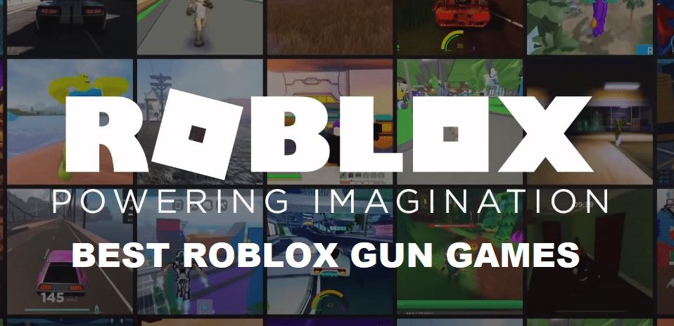 roblox gun games