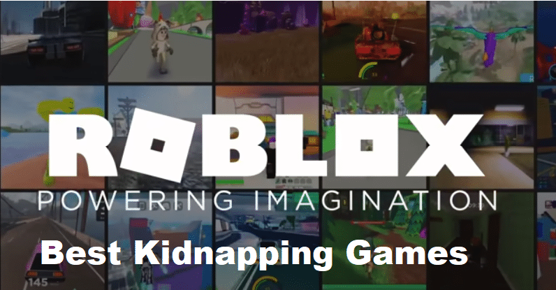 roblox kidnapped games
