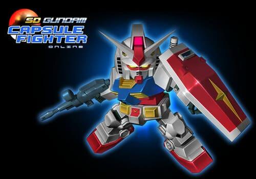 sd gundam capsule fighter