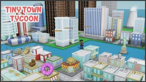 tiny town tycoon