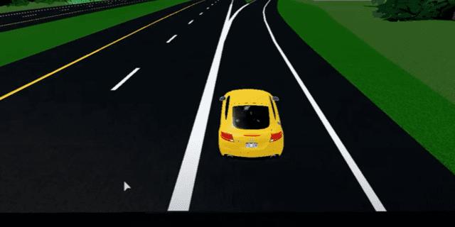 ultimate driving delancy gorge