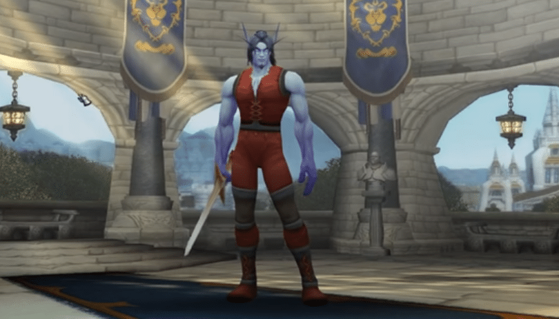 best class for void elf wow