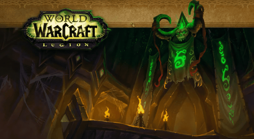 champions of legionfall not showing up wow