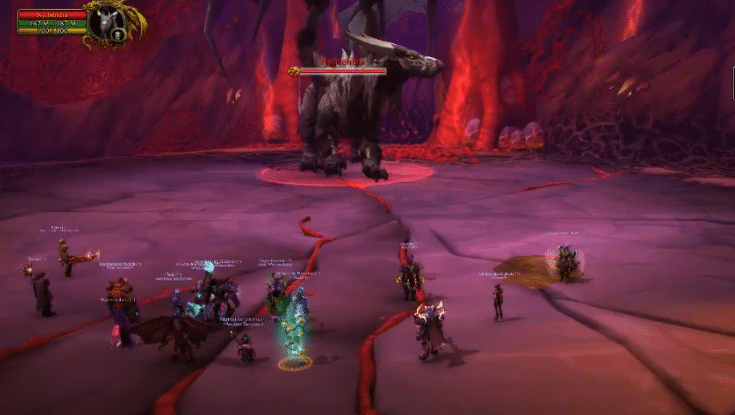 corrupted essence not dropping WoW