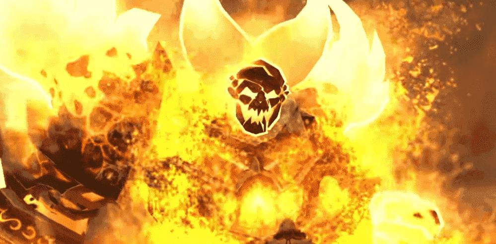 ragnaros not spawning firelands wow