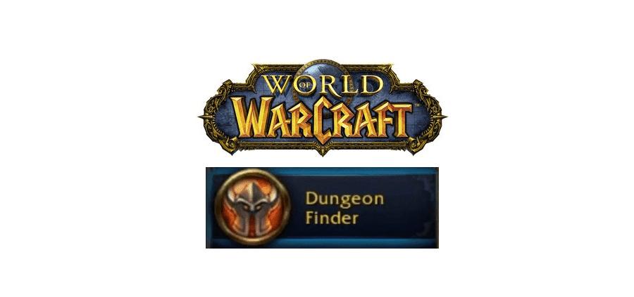 wow dungeon finder not working