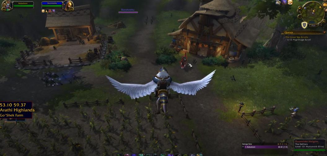 doomrider helgrim not spawning WoW