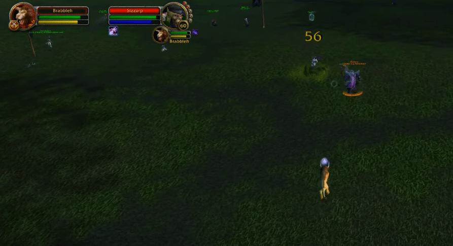 druid vs warlock wow