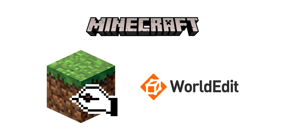 mcedit vs worldedit