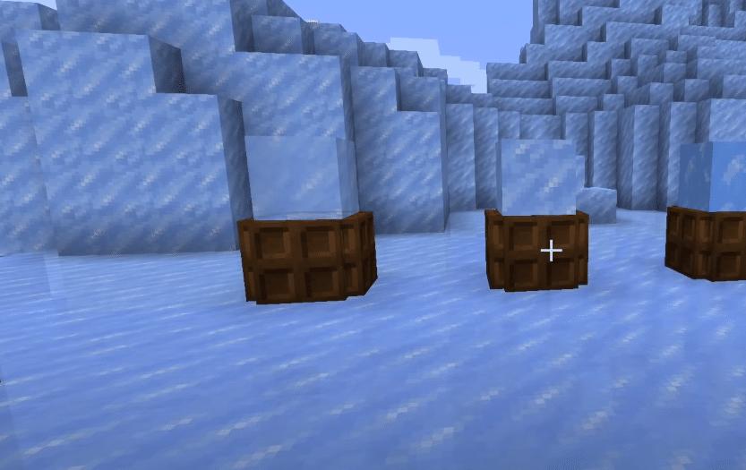minecraft ice vs packed ice