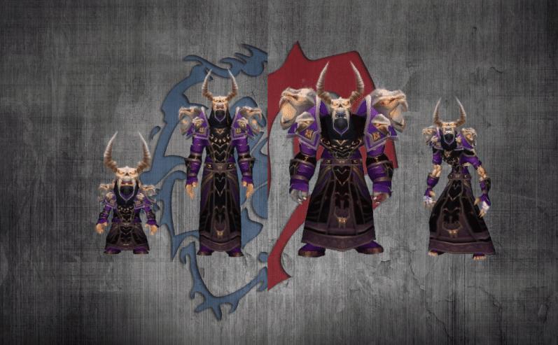 orc vs undead warlock vanilla wow