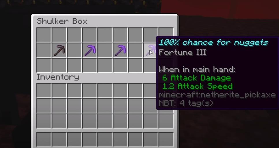 Silk Touch vs Fortune Minecraft