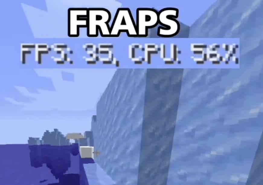 fraps full size vs half size