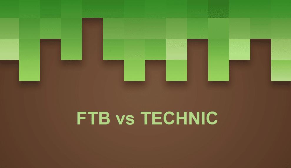ftb vs technic minecraft