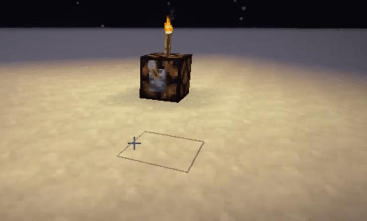 glowstone vs torch minecraft
