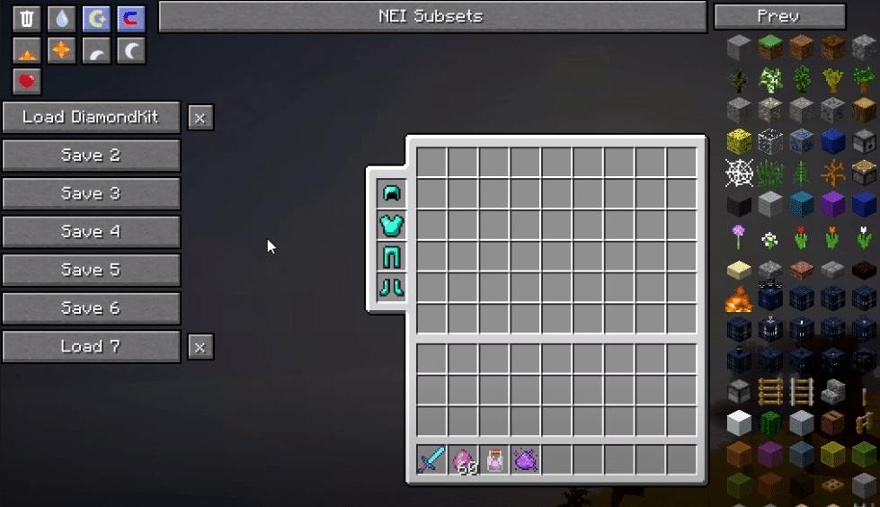 not enough items alternative