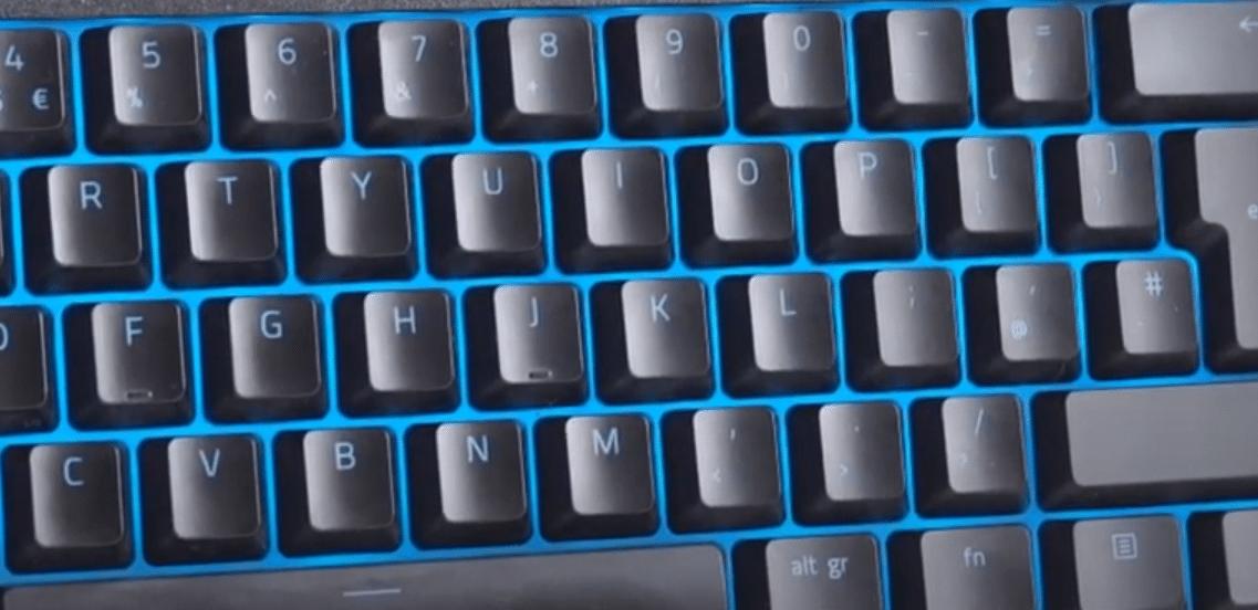 razer keyboard keeps disconnecting
