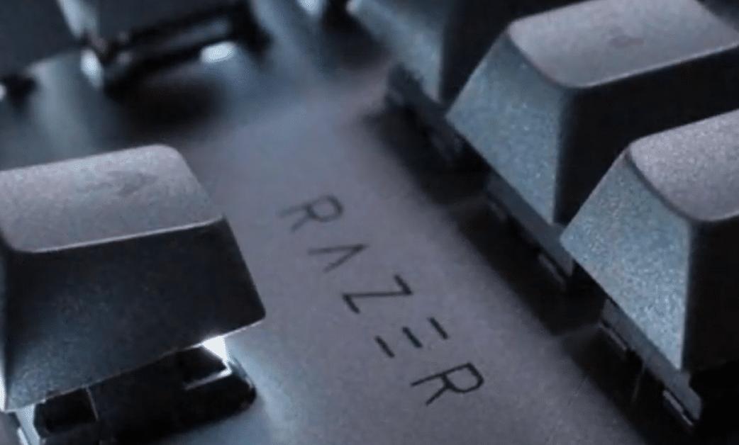 razer keyboard keys randomly stop working