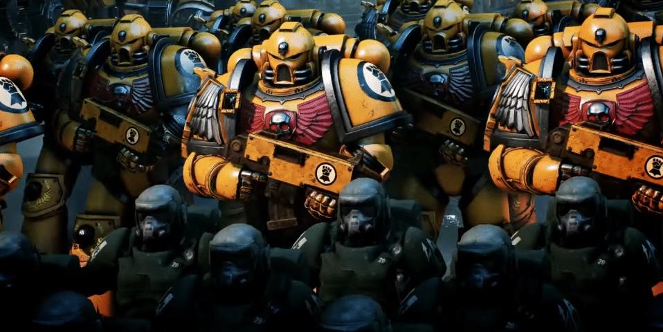 spartan vs space marine