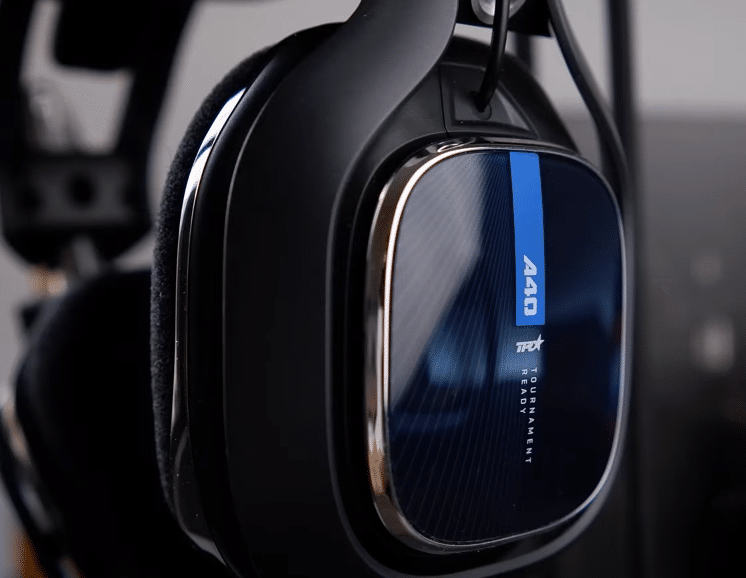 astro a40 high pitched noise