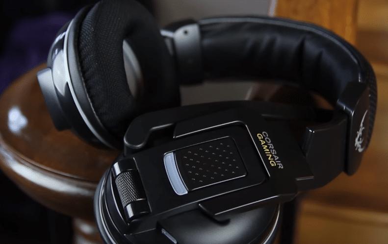 corsair h2100 mic not working