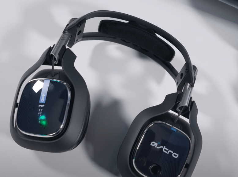 please connect an astro gaming device