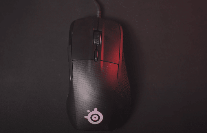 steelseries mouse double clicking