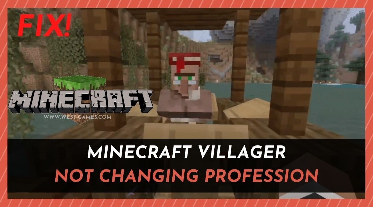 Villager Not Changing Profession