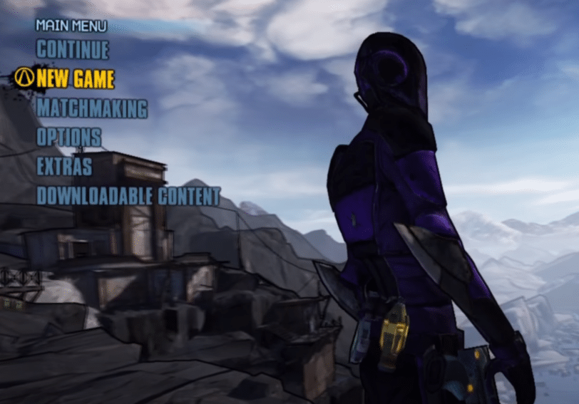 borderlands 2 how to change difficulty