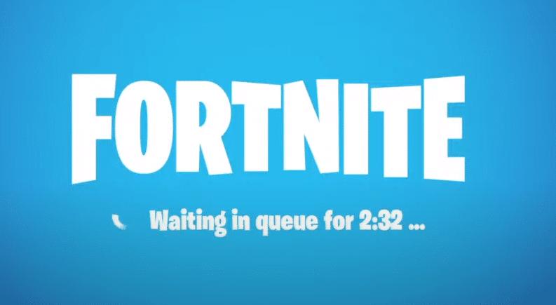 fortnite waiting in queue xbox